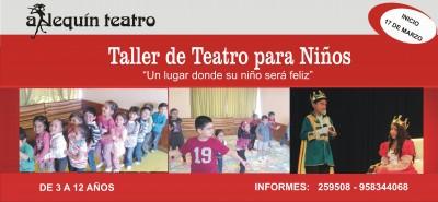 Taller Arlequin Teatro