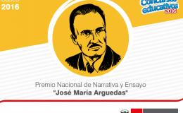 """Concurso """"Jose Maria Arguedas"""" – Felicitaciones"""