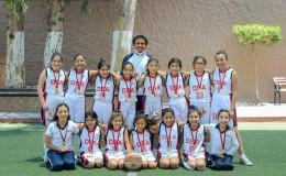 """Compeonas CODECOA 2016 categoría """"Infantil B"""" – Basquet"""