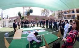 Ceremonia despedida Equipo Robotica051