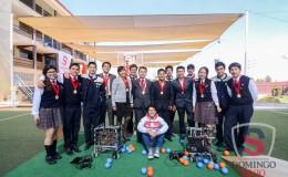 Ceremonia despedida Equipo Robotica096